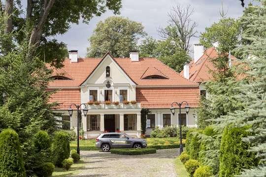 Pałac w Barnowie