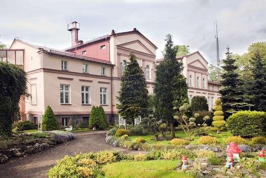 Pałac w Parchowie